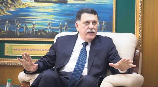 Sarraj - Libye : Tripoli autorise les services de sécurité à coopérer avec leurs homologues de l'Est