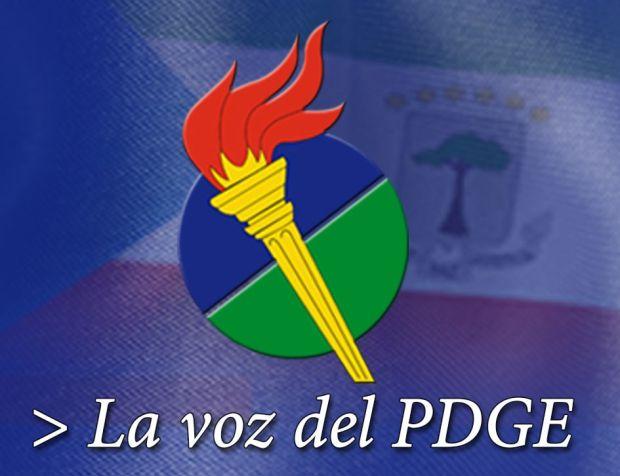 Succession : Communiqué du Parti Démocratique de Guinée Equatoriale (PDGE) à propos des fake news concernant le Vice président, Teodorin Nguema Obiang