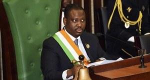 Guillaume Soro démissionne de la présidence de l'Assemblée nationale ivoirienne