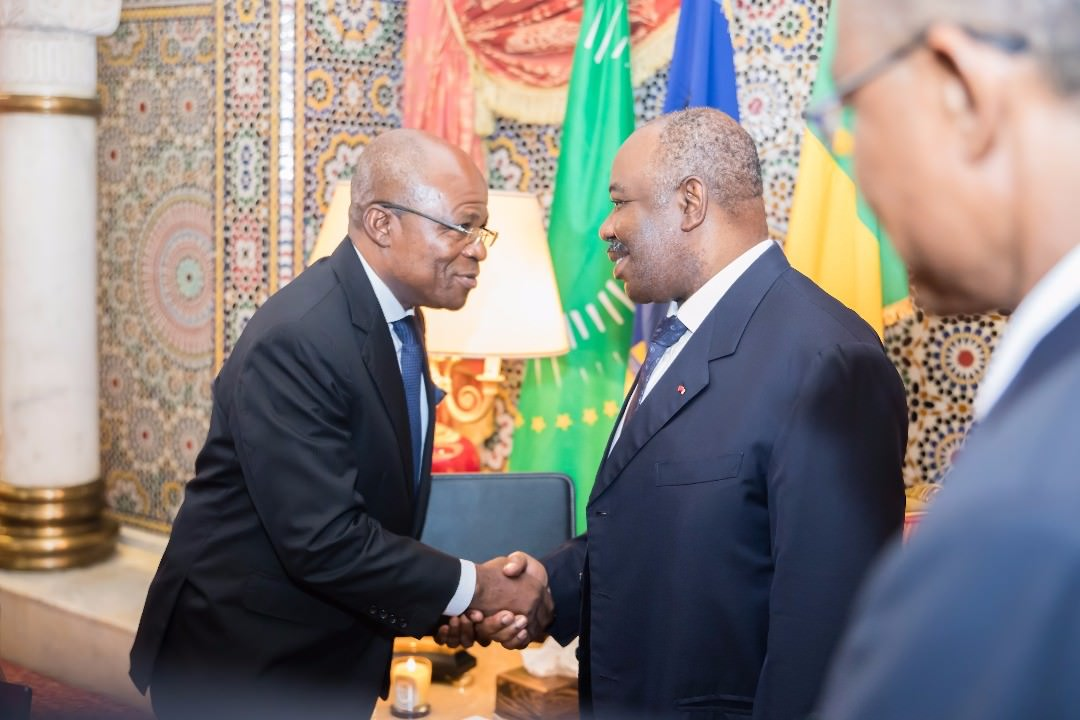Gabon/Audiences : Ali Bongo rencontre les responsables des institutions