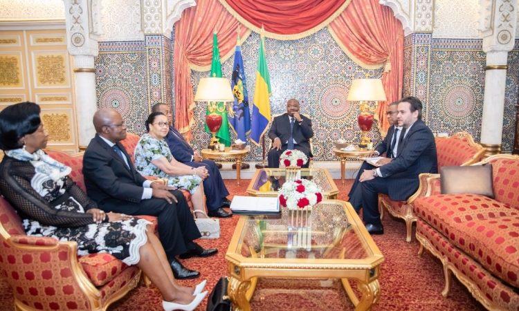 08WhatsApp Image 2019 02 25 at 15.55.14 - Gabon/Audiences : Ali Bongo rencontre les responsables des institutions