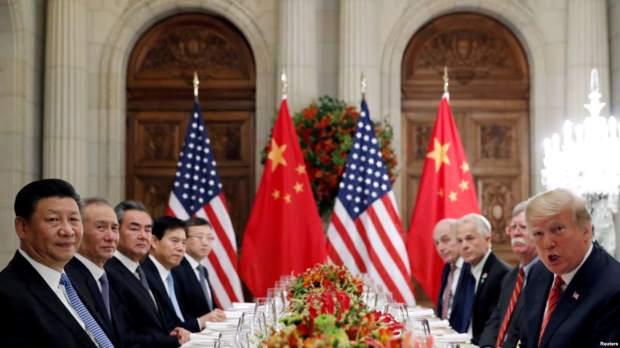 """USA : Trump avertit la Chine: """"le vol d'emplois et de la richesse des Américains, c'est fini"""""""