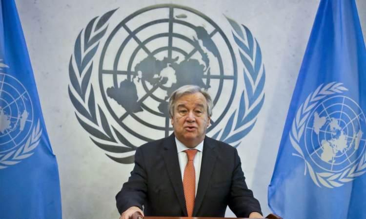 Le chef de l'ONU réaffirme être prêt à aider résoudre la crise au Venezuela