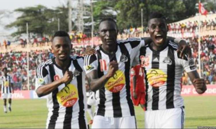 Mazembe enyefuli CA Africain 8-0, record