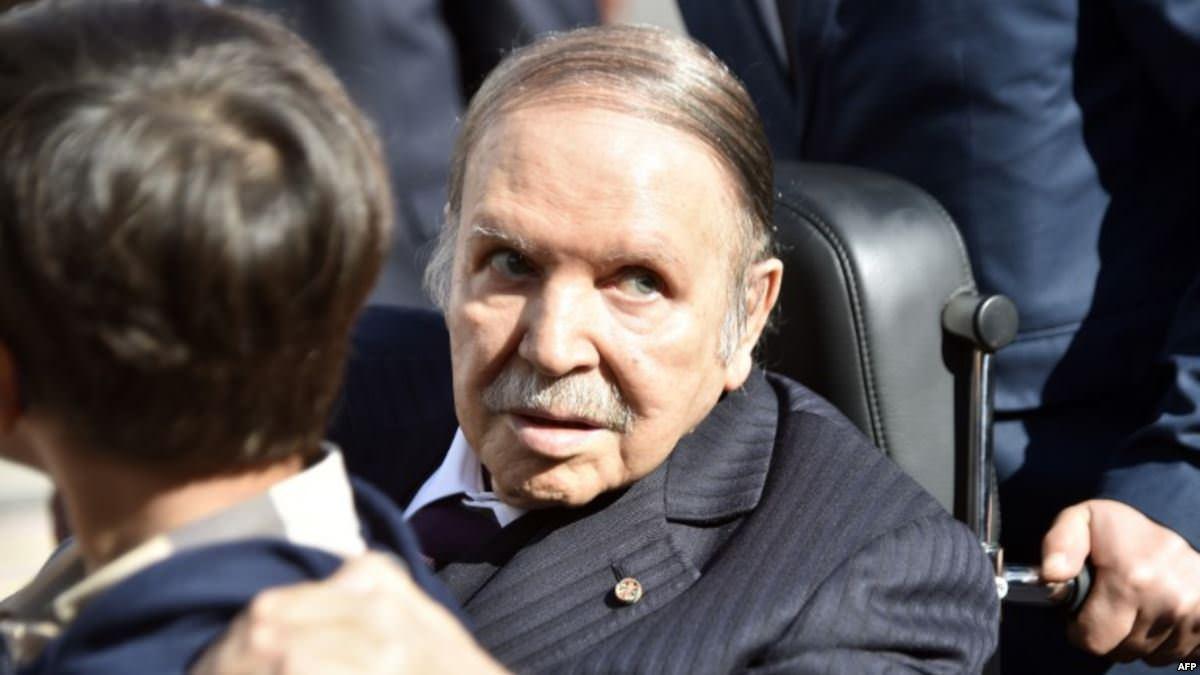 Abdelaziz Bouteflika brigue un 5e mandat