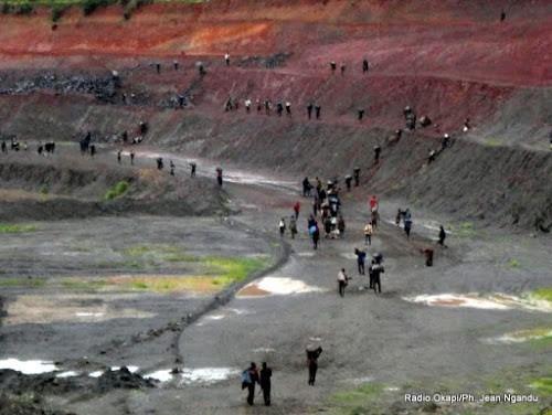 Lubumbashi : la police saisit 35 000 tonnes de cuivre et cobalt
