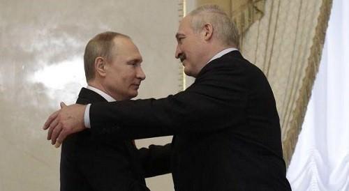 Prochaine intégration du Belarus dans la Fédération de Russie
