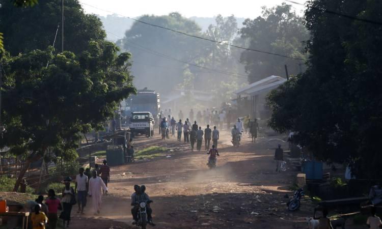 Centrafrique: Bambari, ilôt de calme précaire après l'accord de paix