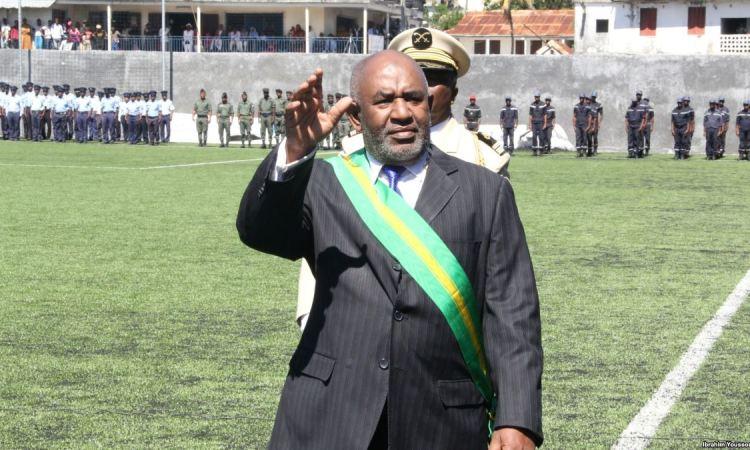 """Comores: le président Azali Assoumani réélu haut la main, l'opposition dénonce """"un coup d'Etat"""""""