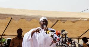 Le président gambien Barrow limoge son vice-président et deux ministres