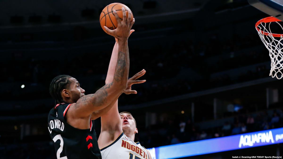 NBA: Toronto accable les Lakers