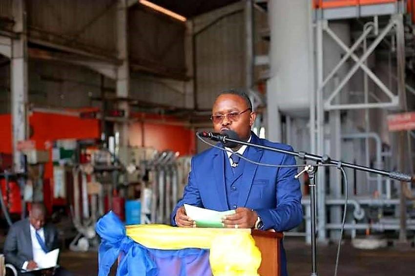 Gabon : Guy Christian Mavioga trace sa feuille de route