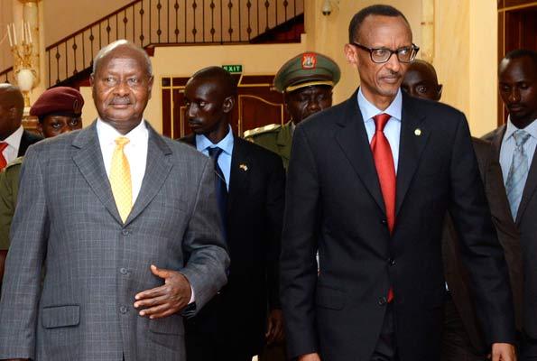 La tension remonte entre Kigali et Kampala