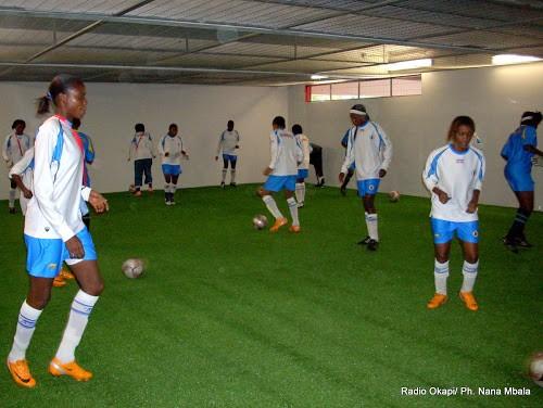 Match amical (F) : nul entre le Rwanda et la RDC