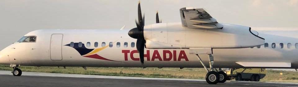 Tchad : atterrissage réussi au Cameroun pour Tchadia Airlines