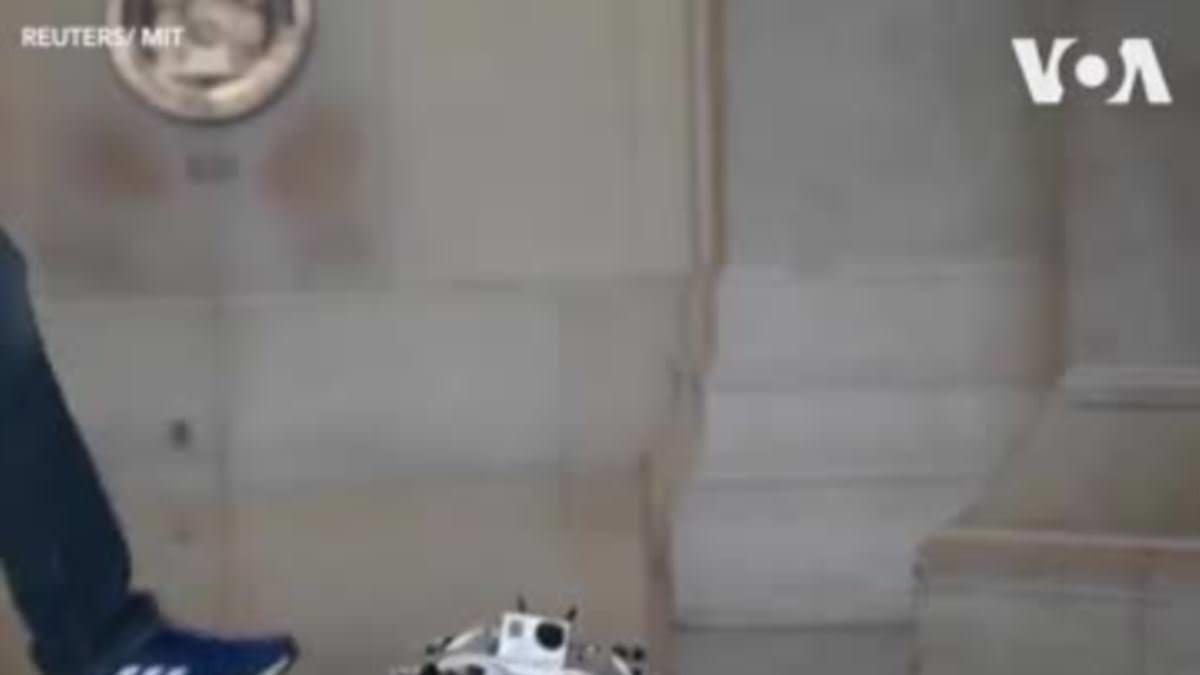 Le robot à quatre pattes du MIT