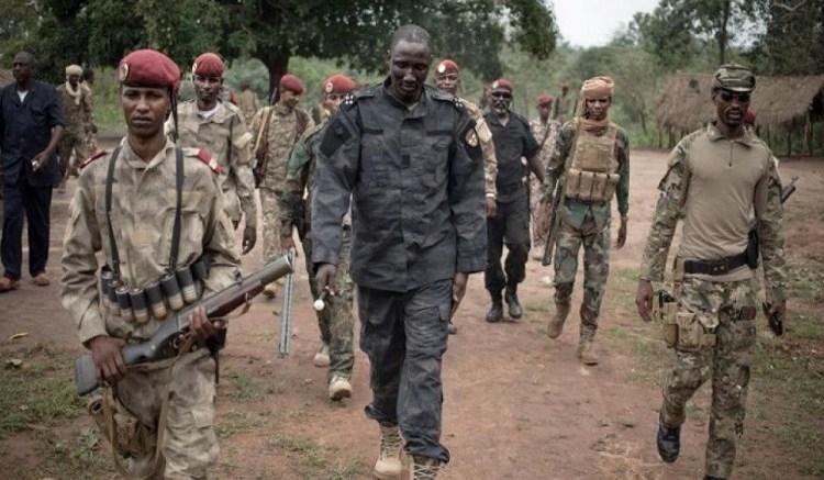 Centrafrique : Touadéra envoie les chefs rebelles à la primature.