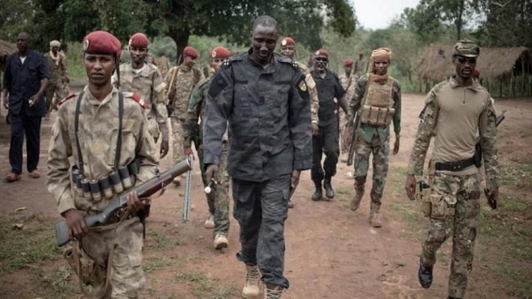 chefs rebelles centrafrique - Centrafrique : Touadéra envoie les chefs rebelles à la primature.