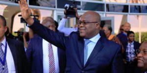 MESURES PRISES PAR LE PRESIDENT RD CONGOLAIS :  Félix Tshisékédi marche sur des œufs