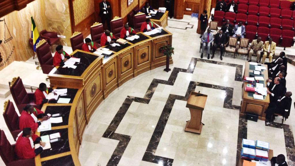 Gabon : Les précisions et les menaces de la  Cour Constitutionnelle