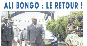 Gabon : Ali Bongo Ondimba is Back