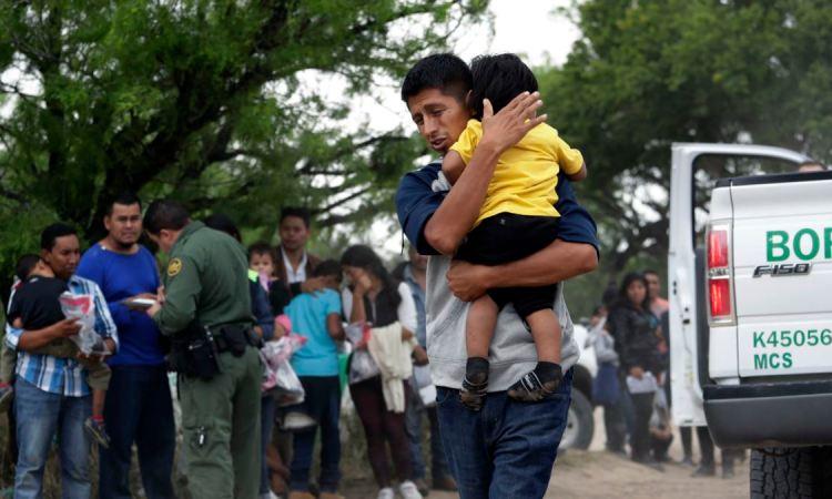 Les demandeurs d'asile n'auront plus à attendre au Mexique