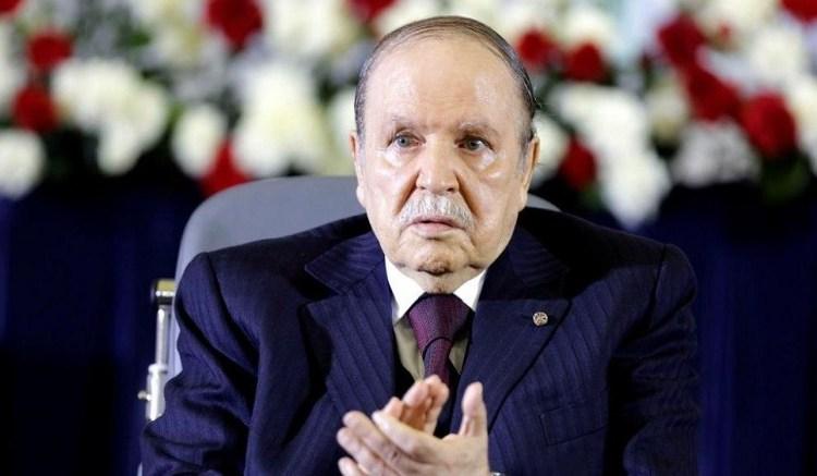 Algérie : Bouteflika demande pardon à son peuple