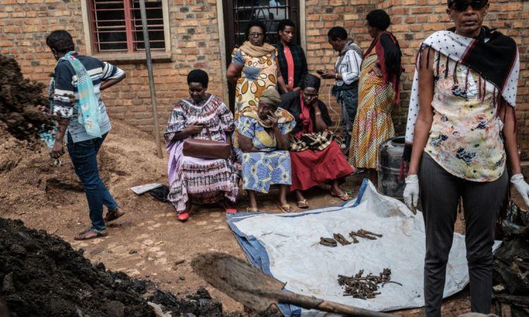 Afrique-France/Génocide au Rwanda : Macron reçoit une association de soutien aux rescapés