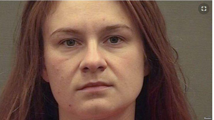 CARTEL000000 - USA : 18 mois de prison pour une agente russe coupable d'ingérence