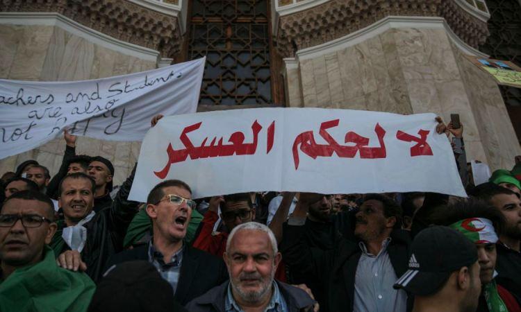 Algérie: les contestataires entendent mobiliser contre Bensalah et la présidentielle
