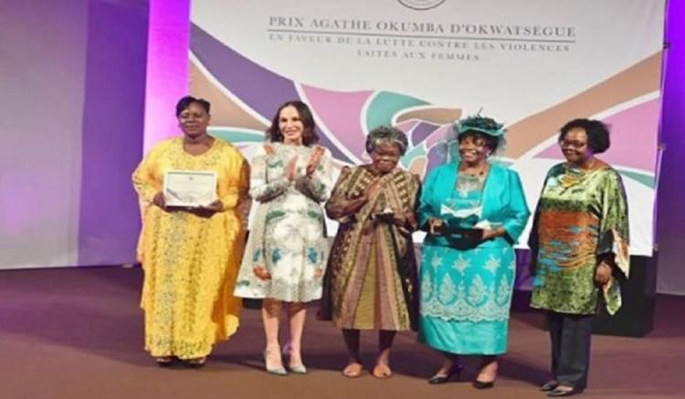 Gabon : une pionnière de la lutte des droits de la femme honorée à Libreville