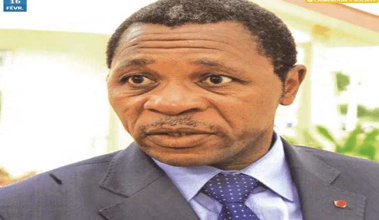 Paul Atanga Nji  - Cameroun :Le MRC menacé d'interdiction