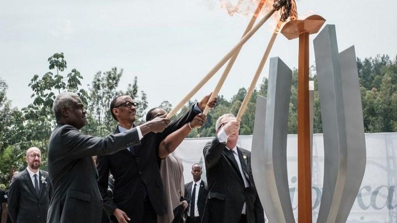 Rwanda 100 jours de deuil - Rwanda : 100 jours de deuil national en mémoire des 25 ans du génocide