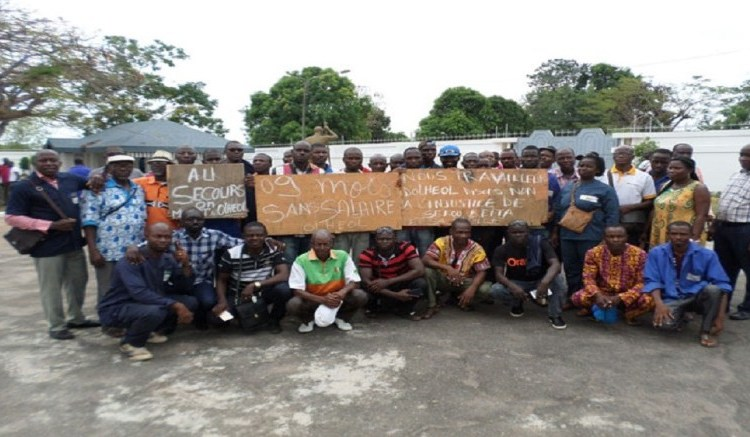 TRAVAILLEURS OLHEOL - Cote D'ivoire: Faute de graines de coton, Olheol Industries met au chômage 600 personnes à Bouake