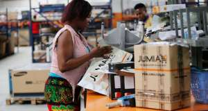 Jumia, l'Amazon africain, fait son entrée à Wall Street
