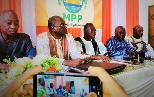 SIMON COMPAORE, PRESIDENT PAR INTERIM DU MPP : «Ce qui se passe actuellement au MINEFID est inacceptable »