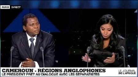 Invité sur France 24 pour parler de la crise anglophone: le ministre camerounais, Atanga Nji accuse Human Rights Watch de conspiration
