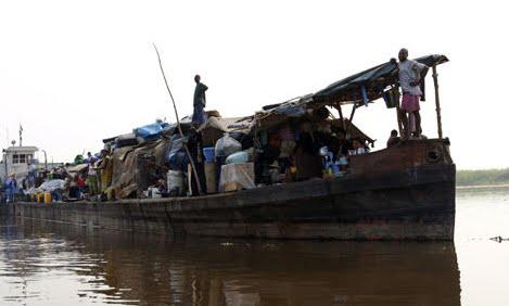 Actualite.cd : « Naufrage sur le Lac Maï-Ndombe : Au moins 30 corps repêchés, de nombreux disparus »