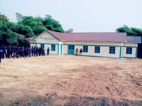 Bas-Uélé : le nouveau gouverneur Valentin Senga installé