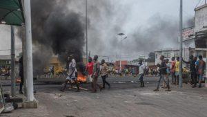 Benin 1 300x169 - INTERVENTION MEUTRIERE CHEZ BONI YAYI  AU BENIN :  La ligne rouge a été franchie