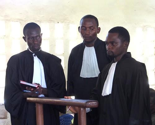 Evasion à Kananga : l'avocat du prévenu Ilunga Lumu « surpris et attristé »