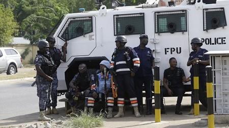 F9D77D1E E2F6 4F52 9598 41CFC8C59975 cx0 cy7 cw0 w1023 r1 s - La police ghanéenne a arrêté huit séparatistes qui voulaient déclarer indépendante la région orientale du Ghana sous le nom de «Togoland occidental».