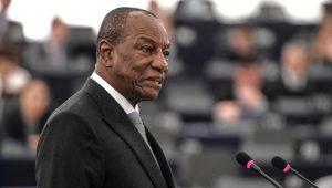 CONDAMNATION D'ACTIVISTES EN GUINEE :   Quand Condé rêve d'un troisième mandat