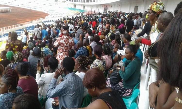 Gabon : La masse salariale a diminué