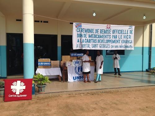 Kasaï : le HCR reprend le recensement des Congolais expulsés d'Angola