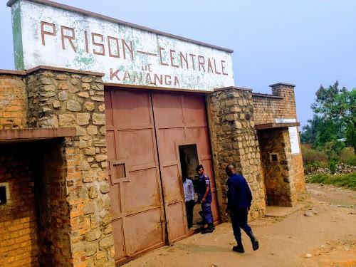 Kasaï : nouvelles tensions à la prison centrale de Kananga