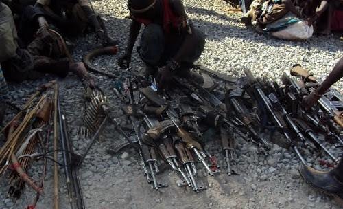 Nord-Kivu : après leur reddition, des combattants Nyatura retournent en brousse