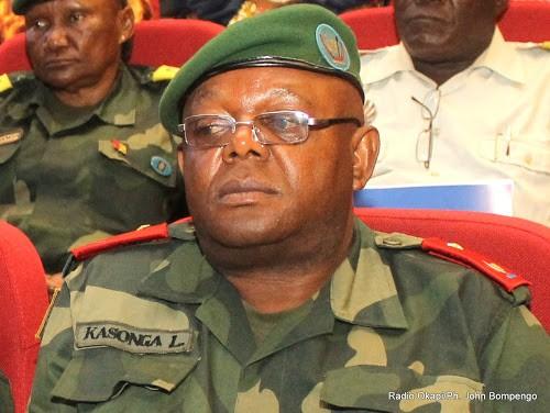 RDC : les allocations de fin de carrière aux militaires leur permet une réinsertion sociale digne (Général Kasonga)