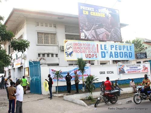 RDC : les pionniers de l'UDPS dénoncent les actes de vandalisme dans la résidence d'Étienne Tshisekedi