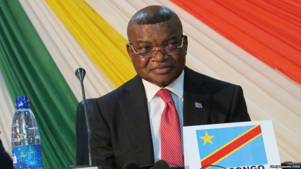 SORTIE DE L'EX-CHEF DE L'ANR EN RDC.  :  Une menace à prendre au sérieux